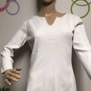 Ann Taylor knit sweater top size Medium